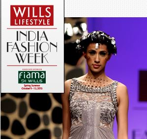 Wills Lifestyle India Fashion Week – SS 2014